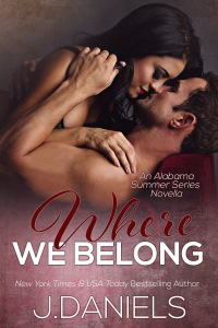 Where We Belong Cover