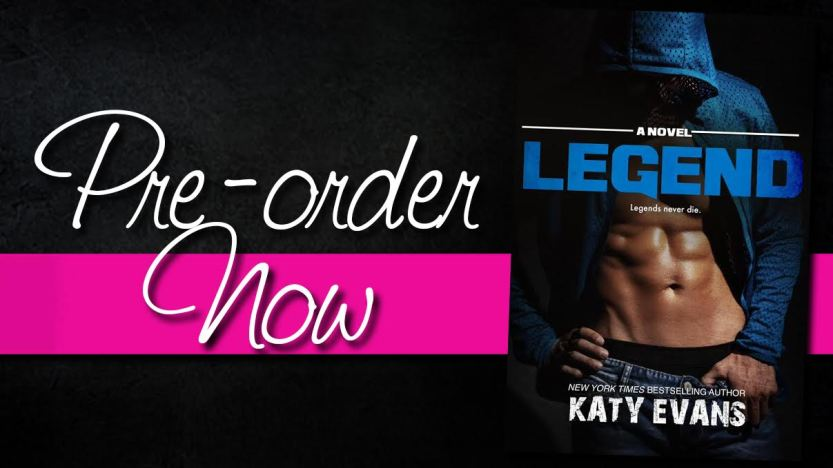 legend pre-order now
